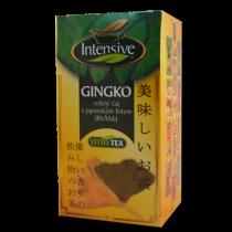 Intensive Gingko zelený čaj 20x 1,5g