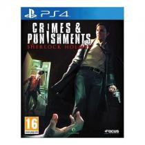 Sherlock Holmes: Crimes & Punishments (PS4)