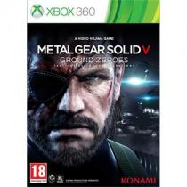 Metal Gear Solid 5: Ground zeroes (Xbox 360)