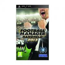 Football Manager Handheld 2013 (PSP)