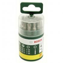 Bosch 10 dílů šroubovacích bitů