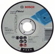 Bosch dělící kotouč rovný, kov, 125mm / 1,6mm
