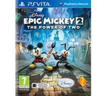 Disney Epic Mickey 2: Dvojitý zásah (PSV)