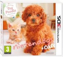 Nintendogs+Cats - Toy Poodle&new Friends (3DS)