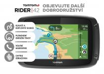 TomTom Rider 42 CE Lifetime (1GE0.029.20)