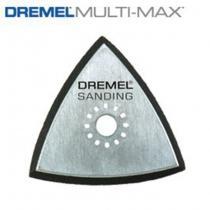 DREMEL Multi - Max brusný talíř na suchý zip