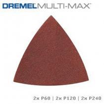 DREMEL Multi - Max brusný papír na dřevo