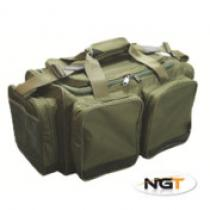 NGT Green Multi-Pocket Carryall