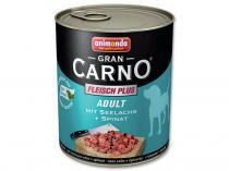 ANIMONDA Gran Carno losos + špenát 800g