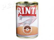 RINTI Sensible jehně + rýže 400g