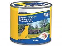 BOZITA konzerva kuře & rýže 635g