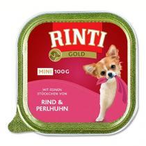 Rinti Gold hovězí & perlička 100 g
