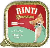Rinti Gold jelen & hovězí 100 g