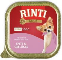 Rinti Gold kachna & drůbež 100 g