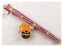 DOG SQUARE Ribbon 120 x 1,5 cm