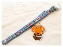 DOG SQUARE Sunny 120 x 1,5 cm