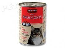 ANIMONDA Brocconis hovězí drůbež 400g