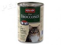 ANIMONDA Brocconis zvěřina drůbež 400g