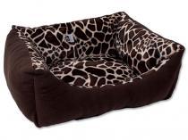 DOG FANTASY Žirafa 70 cm Sofa