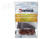 ONTARIO Snack Chicken Dice 70g