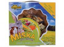 Limara Krmivo miska dobrot pro králíky 70g