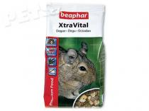 Beaphar Krmivo XtraVital osmák degu 500g