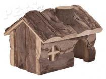 Trixie Domek dřevěný 12 cm