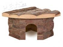 Trixie Domek rohový 21 cm