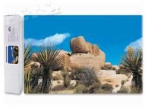 Aqua Excellent Pozadí tapeta poušť č.1 1500 x 40 cm 1,5m