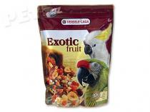 Versele-Laga Krmivo  Exotic směs ovoce pro velké papoušky 600g