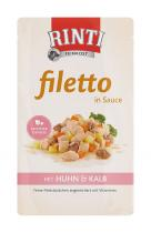 Rinti Filetto kuře & telecí 125 g