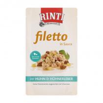 Rinti Filetto kuře & kuřecí játra 125 g