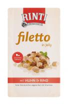Rinti Filetto kuře & hovězí 125 g