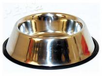 Dog Fantasy nerezová s gumou 19 cm 0,45l