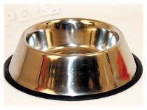 Dog Fantasy nerezová s gumou 23 cm 0,9l