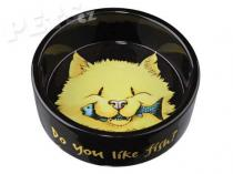 Trixie - pro kočky Miska Do you like fish keramická 0,3l