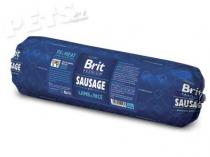 Brit Sausage with Lamb & Rice 800g