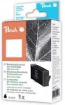 Peach CLI-550XL s čipem Černá kompatibilní