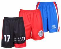 Merco basketbalové šortky sublimované XXL