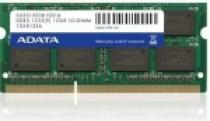 A-Data 2GB DDR3 1333MHz SODIMM AD3S1333C2G9-S