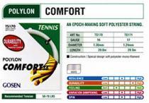 Gosen Polylon Comfort 220m 1,24