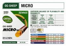 Gosen OG Sheep Micro 200m 1,29