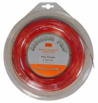 Signum Pro Poly Deluxe Red 200m 1,28