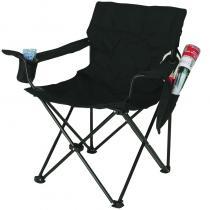 SPARTAN SPORT Campingová skládací židle s opěrkami