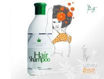 Extravaganja Konopný vlasový šampon 400ml