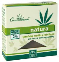 Cannaderm Natura konopné 80g