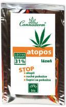 Cannaderm Atopos Konopná lázeň 10x10ml