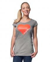 HORSEFEATHERS LOST HEART heather gray