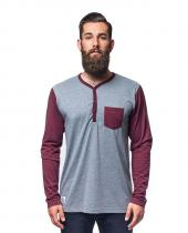 HORSEFEATHERS PIVOT heather gray