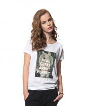 HORSEFEATHERS REAL GIRLS white